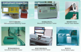Advanced and Complete Testing equipments is the guarantee of the good products quality!
