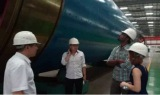 Sudan Client Visited OEM Factory of HOT