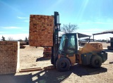3.5 ton off road rough terrain forklift MR35Y