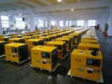 7KVA Portable Diesel Generators With Big Quantities