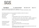 T140 SGS TEST REPORT