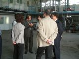 Meeting with Iran Customers