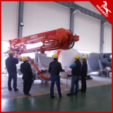 Russian clients visit Truemax Factory in Haining