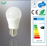 Hot Sales P50 6/7W CE&ROHS LED Bulb Lamp