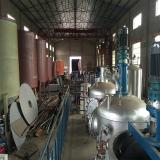 10T oil refinery machine