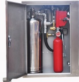New Product - Kitchen Fire Suppression System