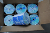 CD/DVD Shirniwrap Packing
