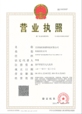 Business Registration License Original Certificate