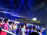 led star curtain TV station show over 1000 SQM