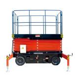 Mobile Scissor Lift/Platform Height 6-16m, AC,DC,AC-DC for Option.