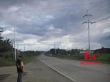 MEGATRO 66KV distribution pole at our client site