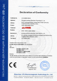 CE Certificate of under vehicle search mirror