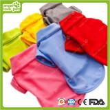 Pet Polo Shirt Pure Color Shirt Pet Clothes