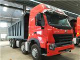 Sinotruk HOWO A7 12 Wheels Dumper Truck
