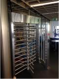 stainless steel full turnstile
