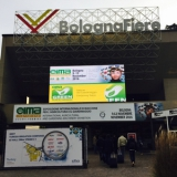 EIMA Fair at Bolognia in Italy