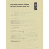 Qualified Supplier