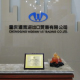 Chongqing Wideway became Made-in-China.com Gold Member and Audited Supplier