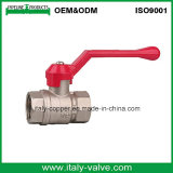Customized Quality Chromed Brass Ball Valve