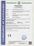 CE LVD for LED T8 tube light