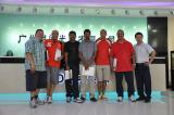 South African FC company visit Longman