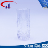 330ml New Design White Glass Water Cup (CHM8056)