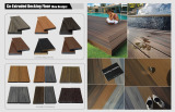 New Design Co-extruded #Decking Floor