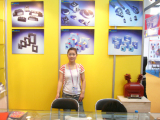 2008, HEYI in Electronic Fair in HongKong