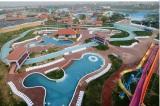 The Biggest Water Park of Asia in Beijing
