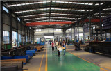 Workshop of fuda machinery