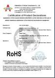 RoHS-08series reader Certificate