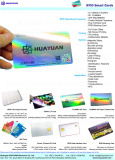 HUAYUN CARD | RFID Card | PVC Card