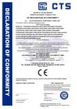 CE-EMC-Certificate-CCTV Power Supply