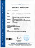 RoHS Cetificate