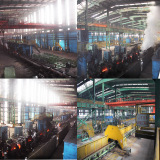 Steel Rolling Machine for Channel