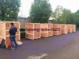 tanzania customers preforms loading