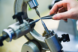 Use of Three needle gauge