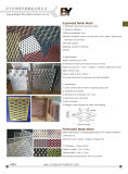 Expanded Metal Mesh/Perforated Metal Mesh
