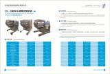 Junzhuo YK Double Rotor Sway granulator