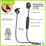 Qy19 Ultra Mini Smallest Wired-Earphone Size Bluetooth Lightning Headphone