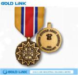 army military honor medal award medallion