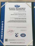 Shenzhen Gelbert ISO9001 certification
