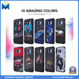 Car-Mounted 2 in 1 Protective Case for Samsung Galaxy S7 S7 Edge S8 Plus