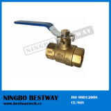 Lead Free Brass Ball Valve