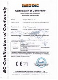 CE certification of IPL beauty machine
