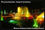 Malaysia Fountain Project