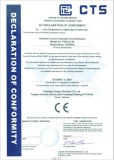 CE certificates for TGB1LE-63 and TGB1LE-100 RCCB