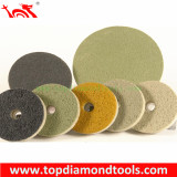 Diamond Sponge Floor Polishing Pads