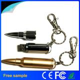 Metal Bullet Shaped USB Flash Drive 32GB