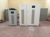 Three phase online UPS 200KVA for the film fabrication factory of Togo